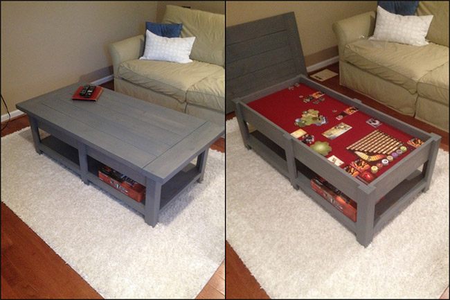Gaming Coffee Table