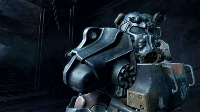 Fallout 4 mech typ