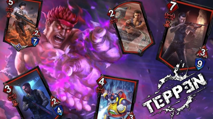 Teppen – Metsu Hadouken Deck (Basic TDA ATH EXGP) |4HOURS TO MAKE THIS WORK|