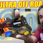 ULTRA OFF ROAD CIRCUIT & CARA CUSTOM MINI 4WD di Game Hyper Dash Grand Prix (Android) ミニ四駆 超速グランプリ