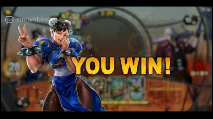 Teppen More Chun Li Ranked