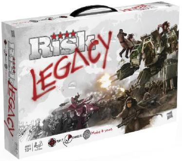 Risk Legacy     Gamers Alliance Gamers Alliance Risk is one of the great  early  family targeted wargames and it has shown  a longevity that many games  and other enterprises for that matter  would  envy