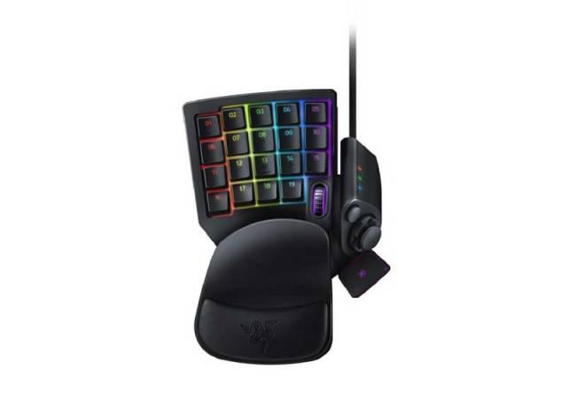 razer keypad gaming tastierino
