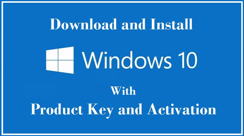 Windows 10 Keys