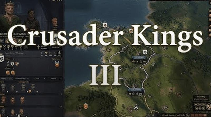 Crusader Kings 3 : Everything We Know