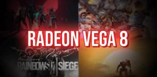 Radeon Vega 8