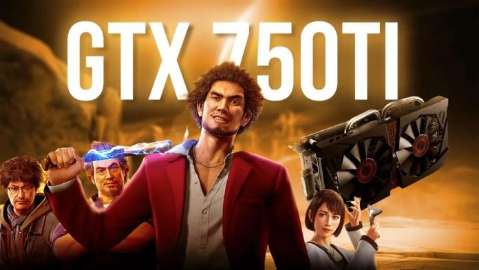 Games for GTX 750 ti