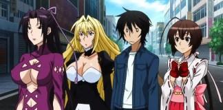 Ecchi Harem Anime