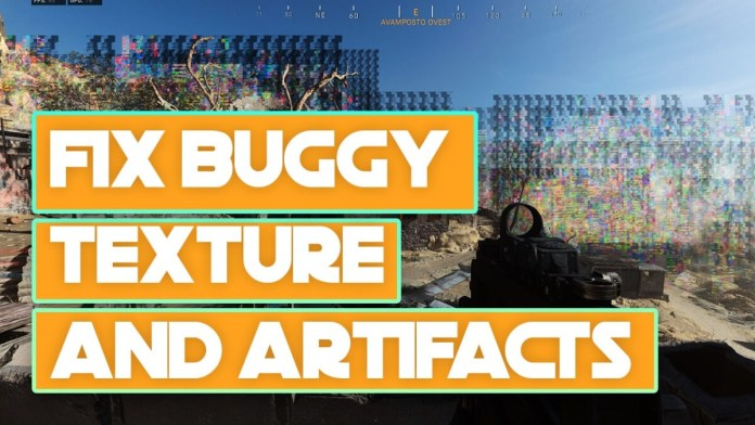 Fix Buggy Texture and Artifacts