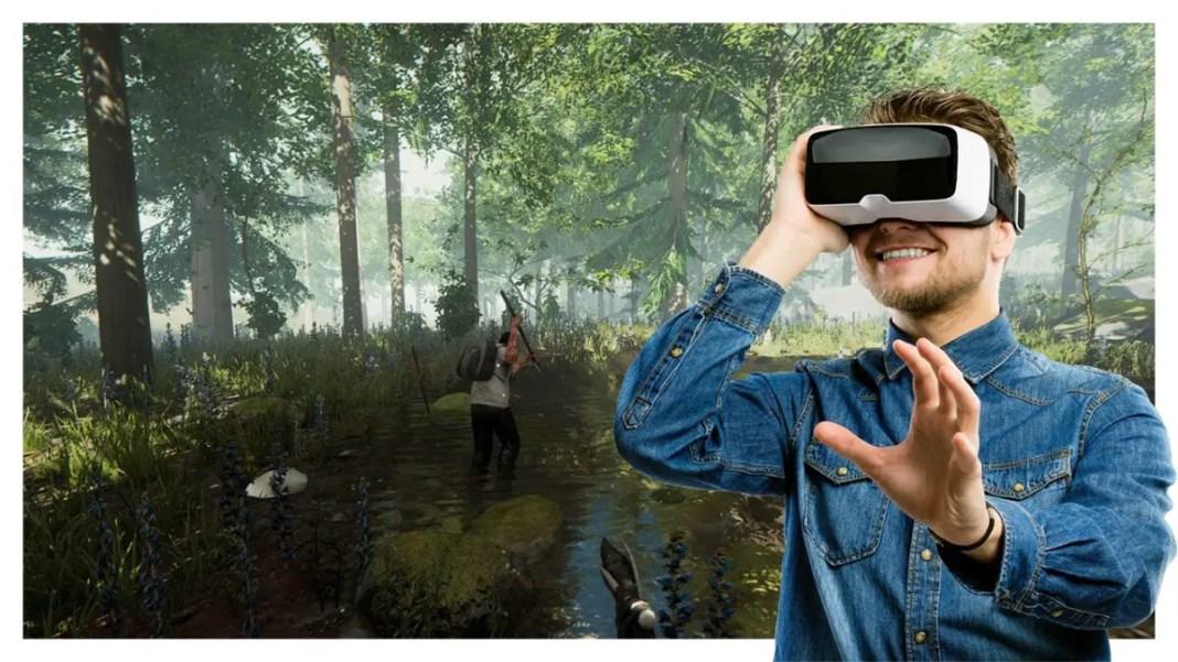Multiplayer VR Games
