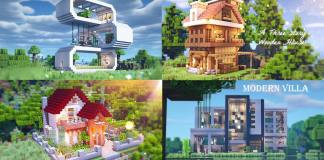 Cool House Ideas for Minecraft