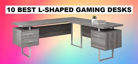 10 Best L-Shaped Gaming Desks in 2021
