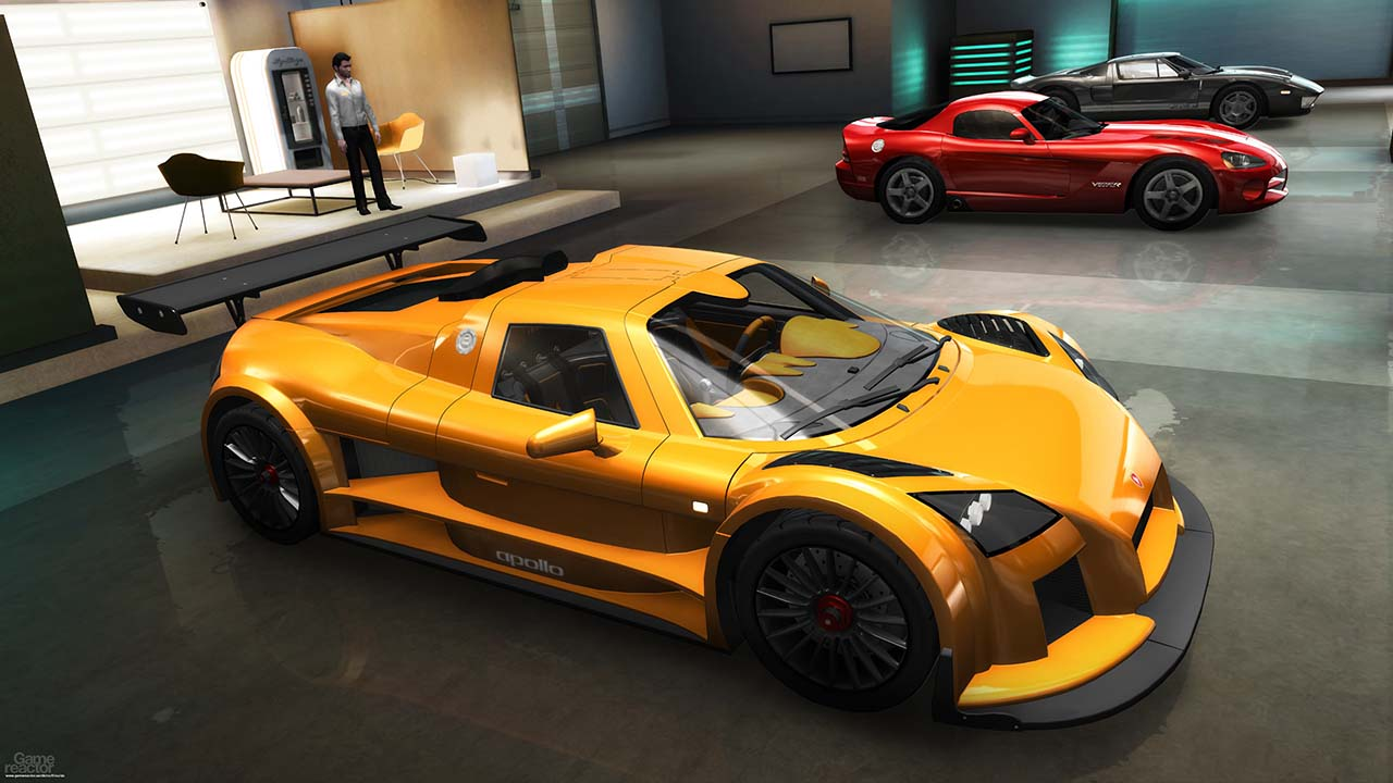 Test Drive Unlimited 2 - Gamersmaze.com
