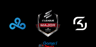 SK Gaming Cloud9 Eleague Major