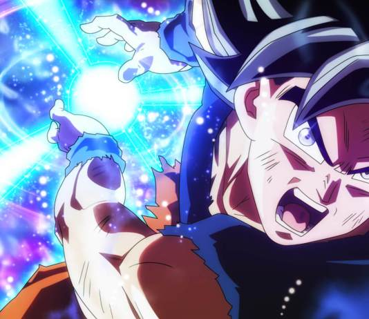 Dragon-Ball-Super-Son-Goku migate no gokui