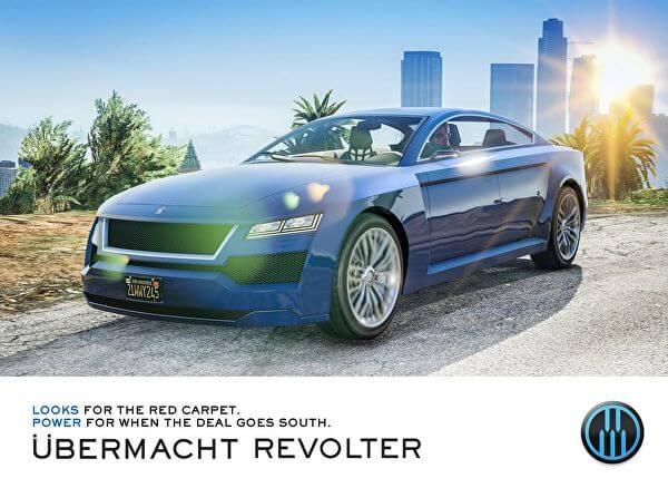 Ubermacht Revolter em GTA Online