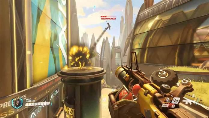 Concussion Mine Overwatch Xbox One X