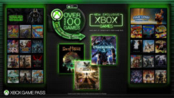 Divulgação Xbox Game Pass.