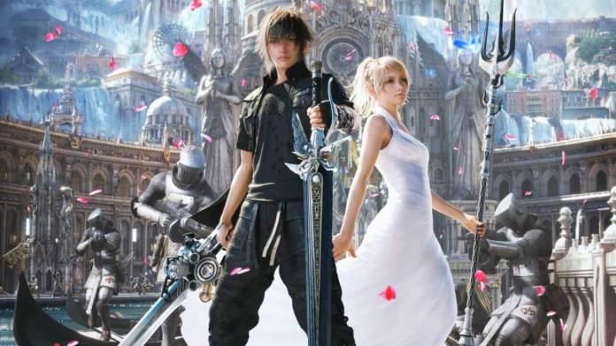 Final Fantasy XV.