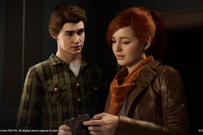 Peter Parker em Spider-Man para PlayStation 4.