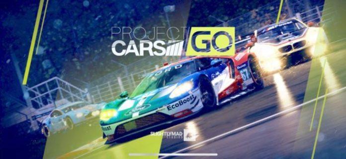 Imagem revelada juntamente com as informações de Project CARS GO