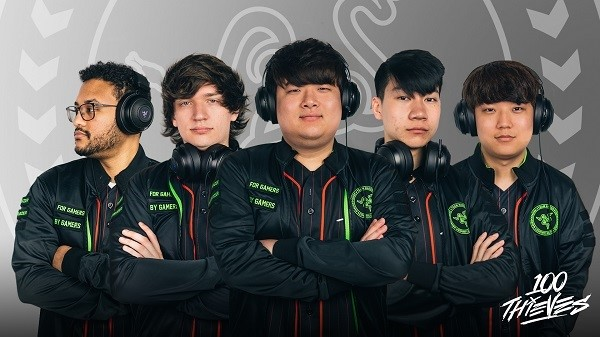 Razer 100 Thieves