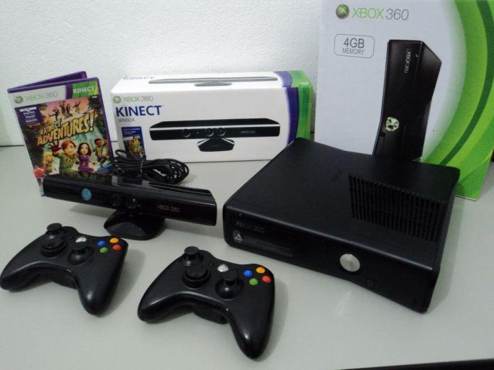 Xbox 360 atualização
