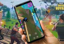 Fortnite beta Android Samsung