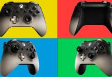 Xbox One Phantom Black Special Edition
