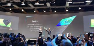 Acer Swift 5 Créditos: TOUCH IT Acer, Swift 5, Swift, Notebook,