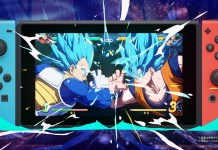 Dragon Ball FighterZ, Dragon Ball, Nintendo Switch, Nintendo, Switch