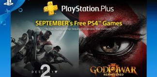 PlayStation Plus, Ps Plus, Games, Destiny 2, PlayStation 4, PlayStation 3, Setembro, Sony