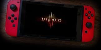 Diablo 3, Nintendo, Nintendo Switch, Diablo 3 Switch