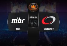 MiBR, FACEIT Major London, compLexity