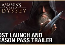 AC Odyssey, Assassin's Creed Odyssey, Passe de Temporada