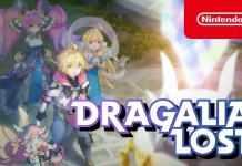 Dragalia Lost, Dragalia, Nintendo, iOS, Android, Mobile, Game