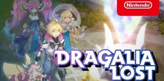 Dragalia Lost, Dragalia, Nintendo, iOS, Android, Mobile, Game