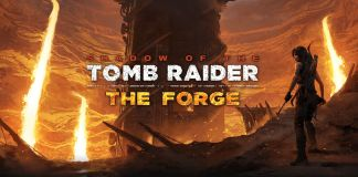 Shadow of the Tomb Raider - DLC - The Forge