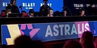 Blast Pro Series, Astralis, MiBR, CS:GO