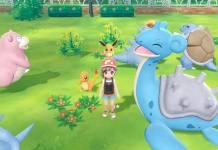 Pokémon Let's Go, Eevee, Pikachu, Pokémon
