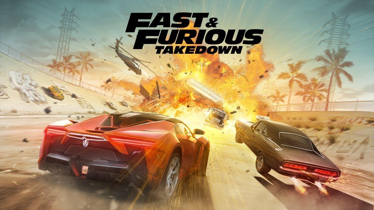 Resultado de imagem para Fast & Furious Takedown