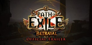 Path of Exile, Betrayal, expansão, membros