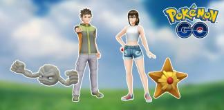 Brock, Pokémon Go, Misty