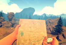Firewatch, Nintendo Switch, Nintendo, Fire