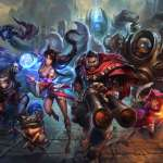 League of Legends, HQs, LOL