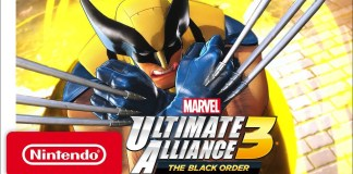 Marvel, Marvel Ultimate Alliance 3, Ultimate Alliance, The Black Order, Switch