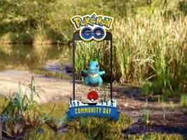 Pokémon GO, Pokémon, Totodile, Evento 2019