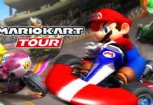 Mario Kart Tour, Nintendo, iOS, Android