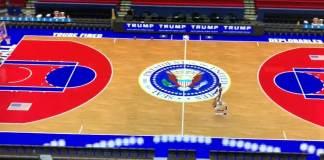 Donald Trump, NBA 2K19