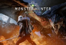Monster Hunter: World, The Witcher, Geralt
